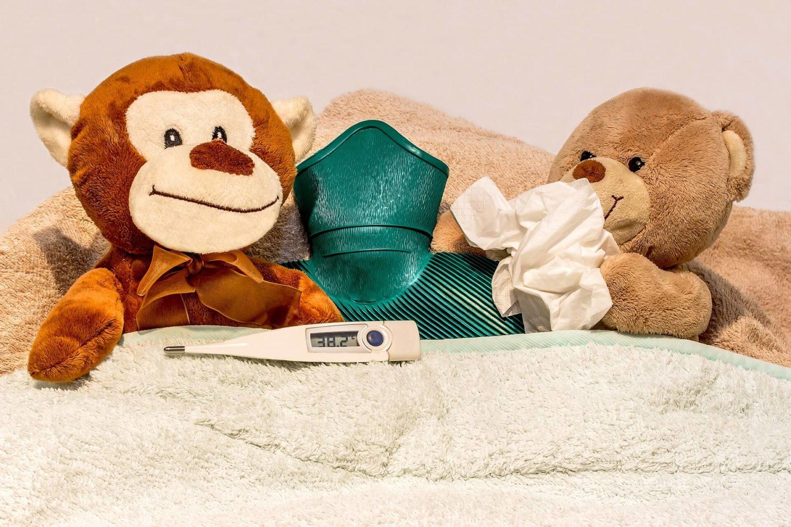 Urządzenia dla pielęgnacji niemowlaków