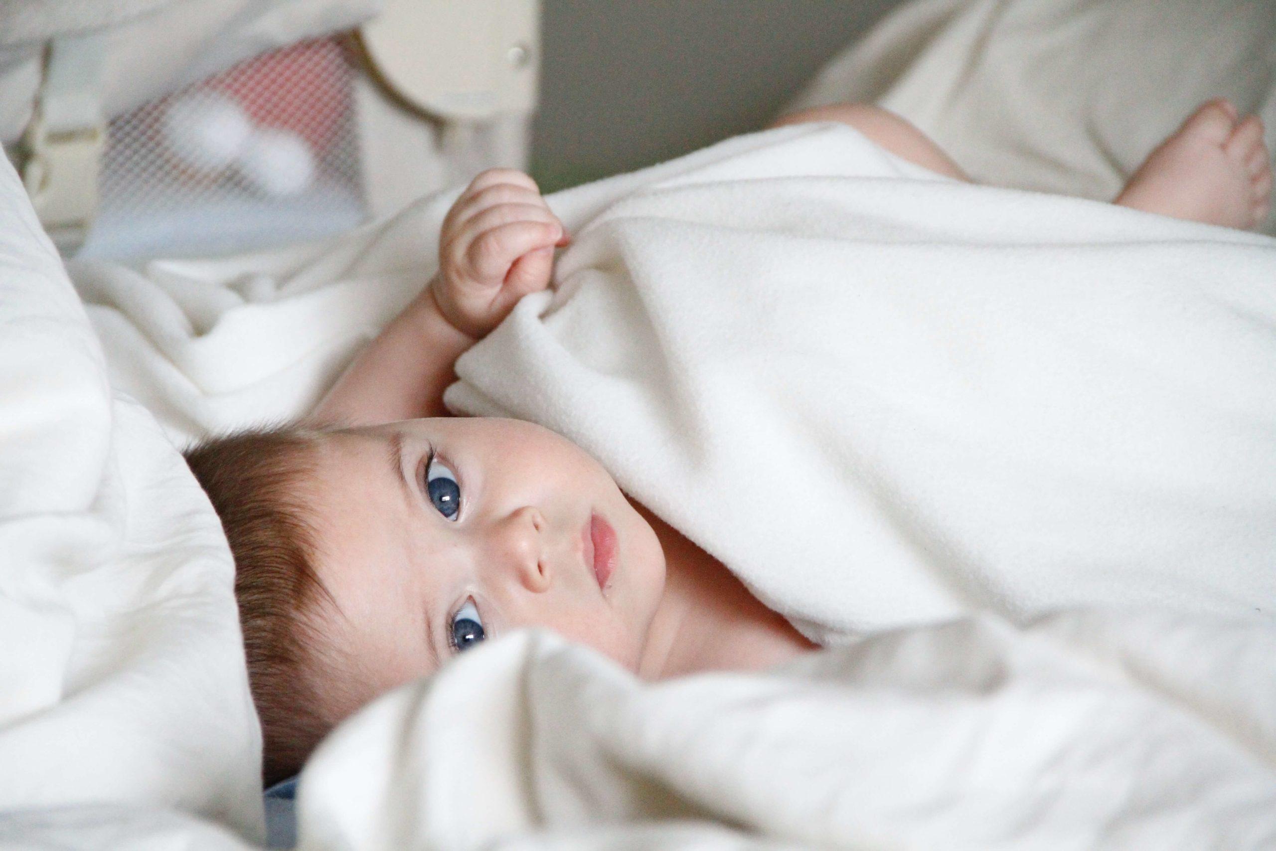 Dziecko - katar wnocy